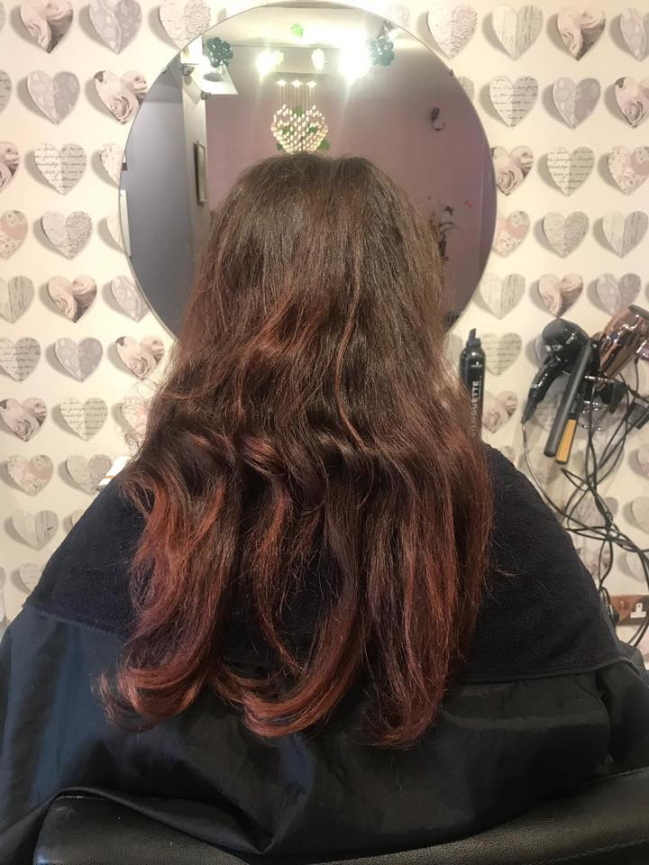 Tracey Grimes Hair